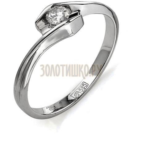 Кольцо с бриллиантом Т301011671