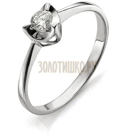 Кольцо с бриллиантом Т301011677