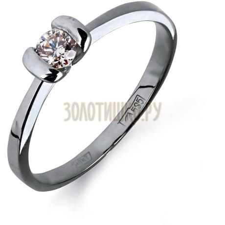 Кольцо с бриллиантом Т301011683