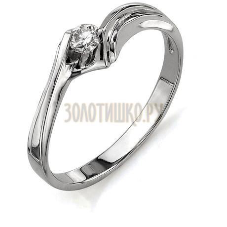 Кольцо с бриллиантом Т301011699
