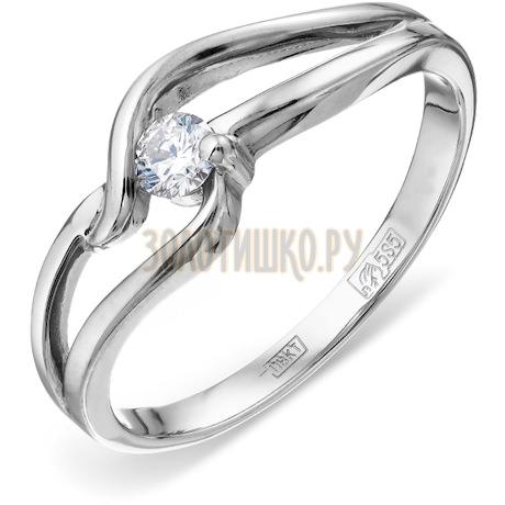 Кольцо с бриллиантом Т301011700