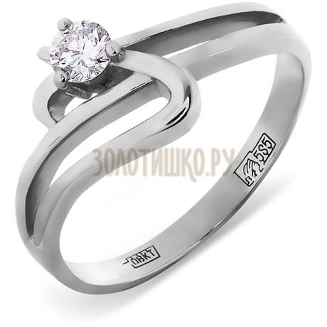 Кольцо с бриллиантом Т301011701