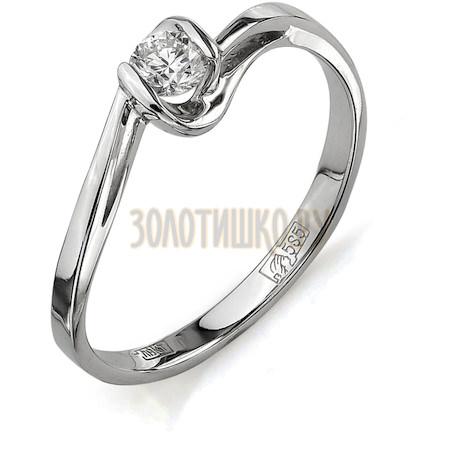 Кольцо с бриллиантом Т301011708