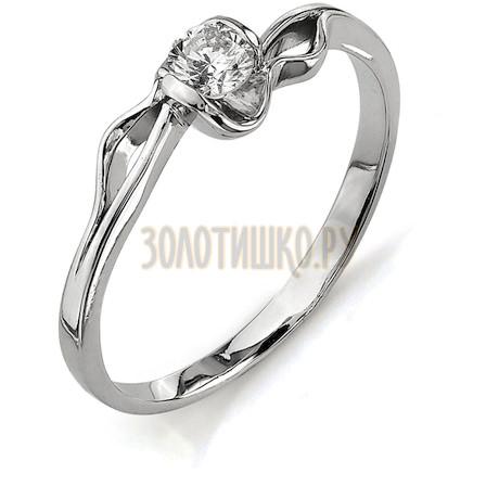 Кольцо с бриллиантом Т301011709