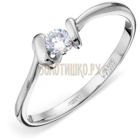 Кольцо с бриллиантом Т301011713