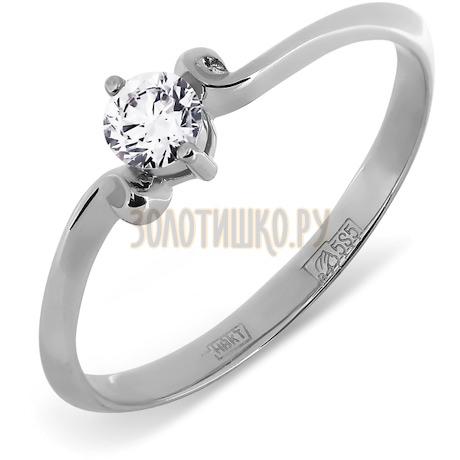 Кольцо с бриллиантом Т301011722