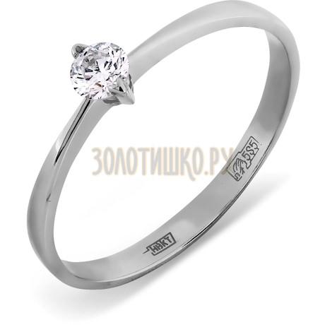 Кольцо с бриллиантом Т301011723