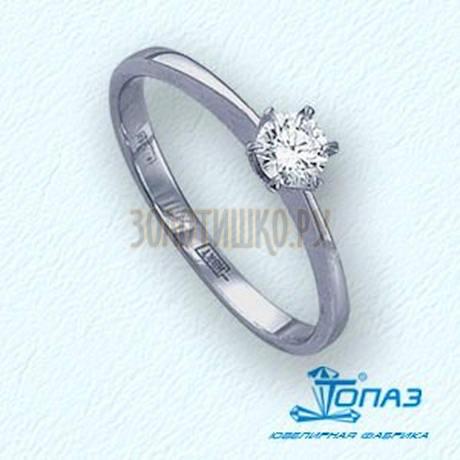 Кольцо с бриллиантом Т301011730