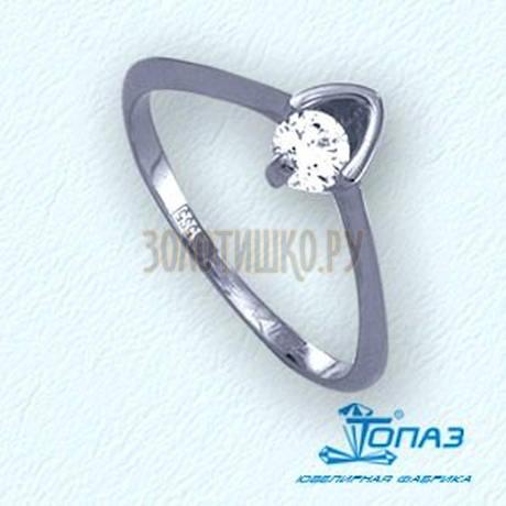 Кольцо с бриллиантом Т301011731