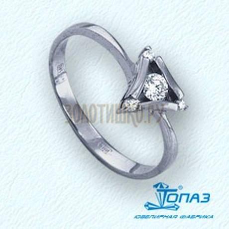 Кольцо с бриллиантами Т301011743