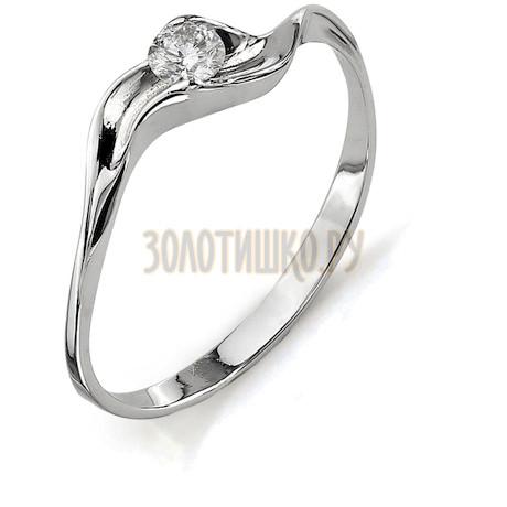 Кольцо с бриллиантом Т301011811