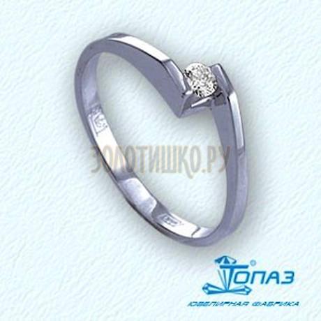 Кольцо с бриллиантом Т301011813