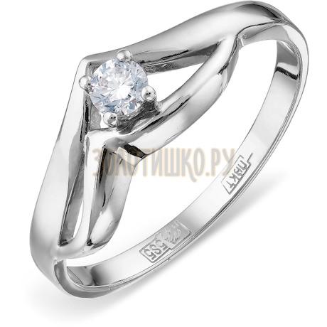 Кольцо с бриллиантом Т301011814