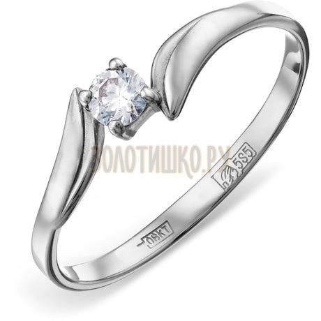 Кольцо с бриллиантом Т301011815
