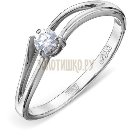 Кольцо с бриллиантом Т301011820