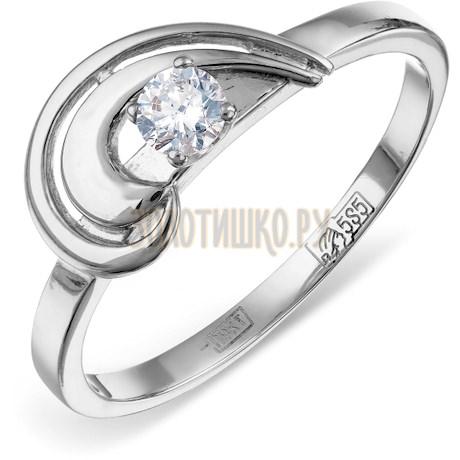 Кольцо с бриллиантом Т301011822