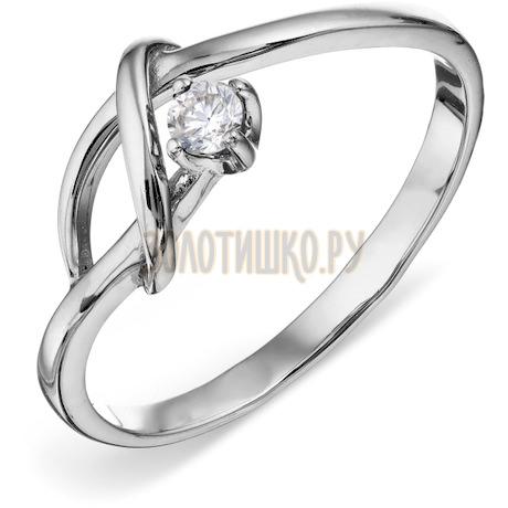 Кольцо с бриллиантом Т301011826