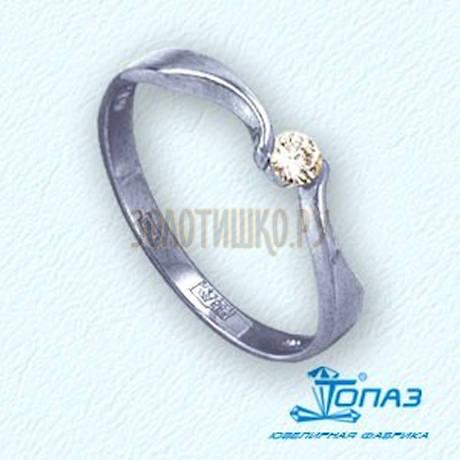 Кольцо с бриллиантом Т301011830