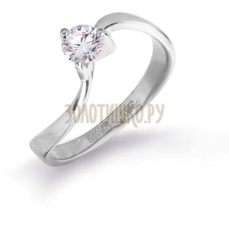 Кольцо с бриллиантом Т301011835