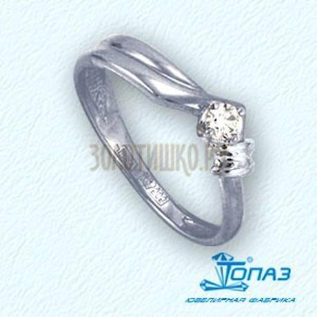 Кольцо с бриллиантом Т301011840