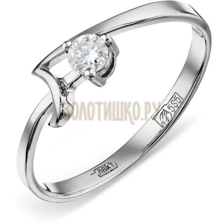 Кольцо с бриллиантом Т301011841