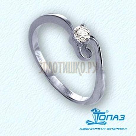 Кольцо с бриллиантом Т301011843