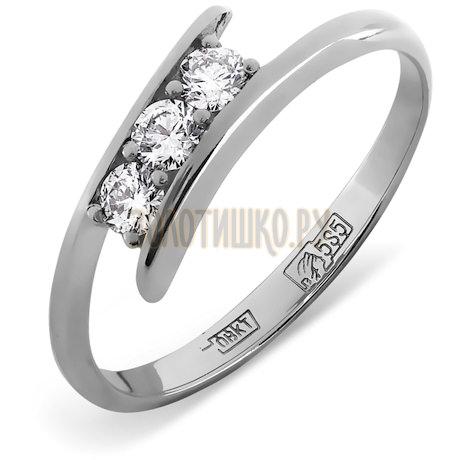 Кольцо с бриллиантами Т301011878