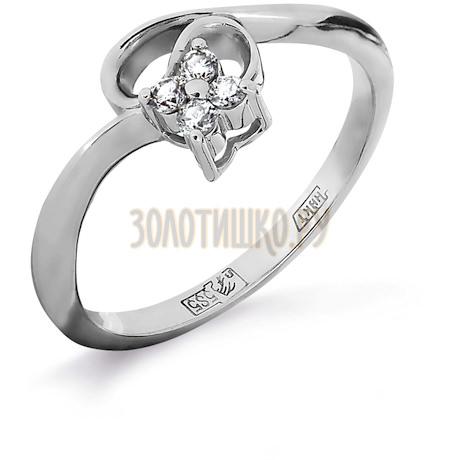 Кольцо с бриллиантами Т301011886