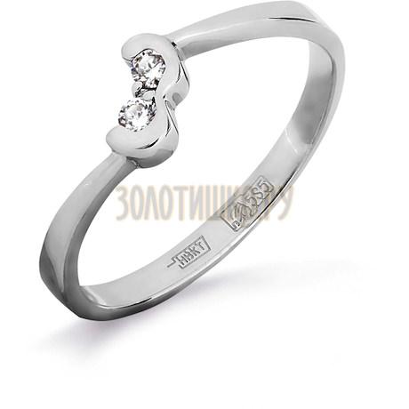 Кольцо с бриллиантами Т301011887