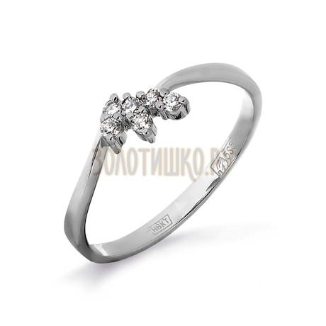 Кольцо с бриллиантами Т301011891