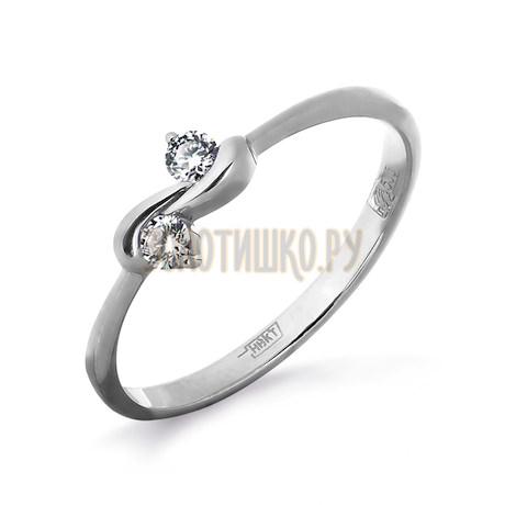 Кольцо с бриллиантами Т301011893