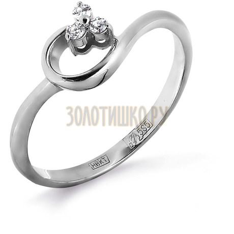 Кольцо с бриллиантами Т301011903