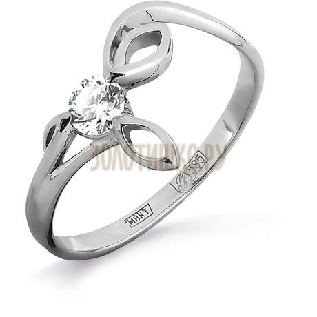 Кольцо с бриллиантом Т301011959