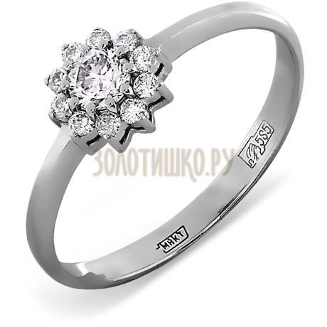 Кольцо с бриллиантами Т301012091