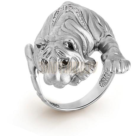 Кольцо с бриллиантами Т301013331
