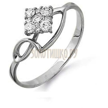 Кольцо с бриллиантами Т301013609