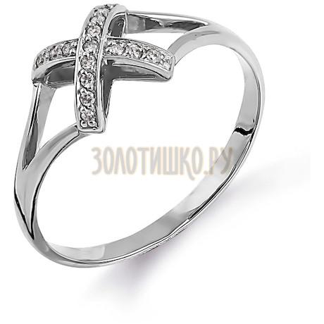 Кольцо с бриллиантами Т301014001