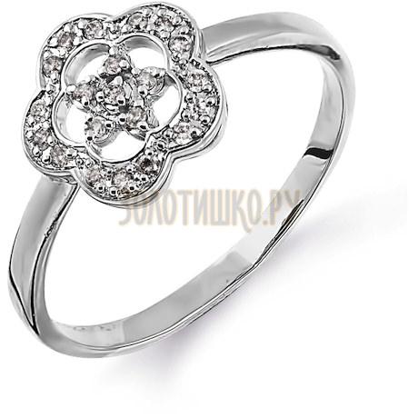 Кольцо с бриллиантами Т301014010
