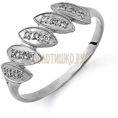 Кольцо с бриллиантами Т301014012