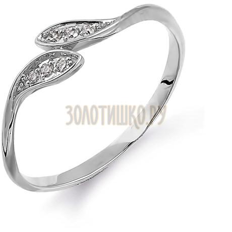 Кольцо с бриллиантами Т301014020