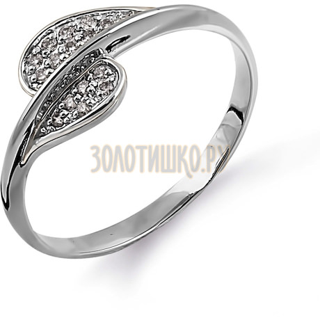Кольцо с бриллиантами Т301014129