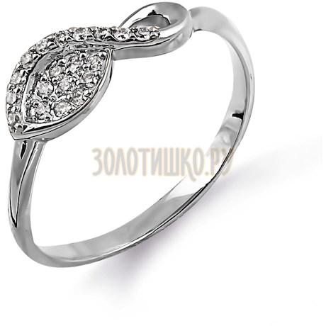 Кольцо с бриллиантами Т301014136