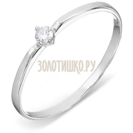 Кольцо с бриллиантом Т301015312