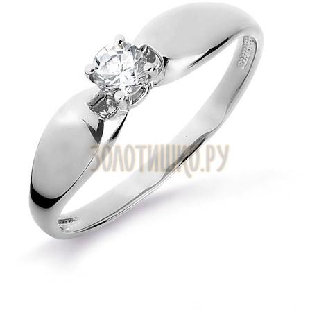 Кольцо с бриллиантом Т301016153