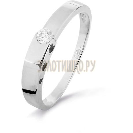 Кольцо с бриллиантом Т301016330