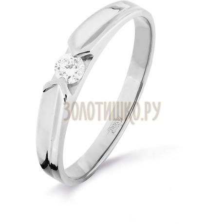 Кольцо с бриллиантом Т301016333