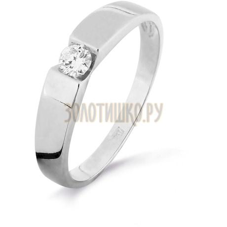 Кольцо с бриллиантом Т301016338