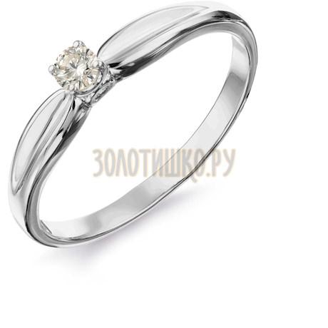 Кольцо с бриллиантом Т301016450