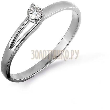 Кольцо с бриллиантом Т301016456