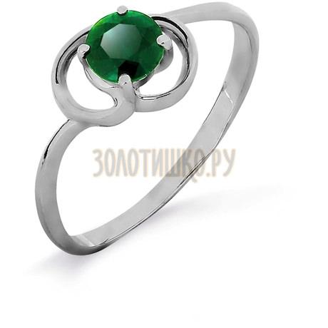Кольцо с изумрудом Т301017013_3